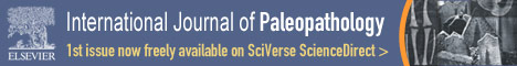 International Journal of Paleopathology