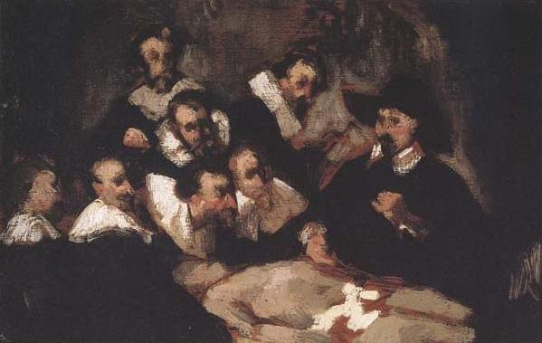 Anatomy Lesson 5: Rembrandt\'s The Anatomy Lesson of Dr. Nicolaes ...