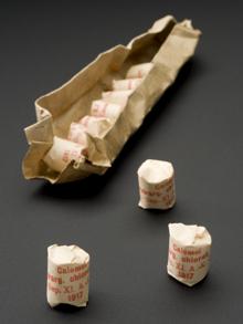 Mercurous chloride tablets