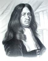 Portræt af Th. Bartholin