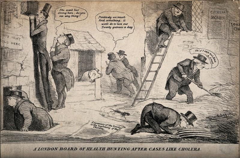 kolera i danmark